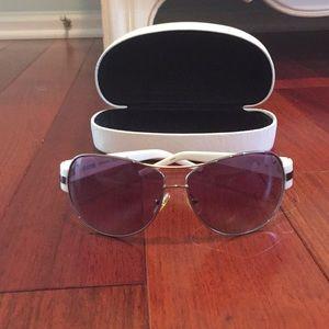Michael Kors aviators sunglasses!